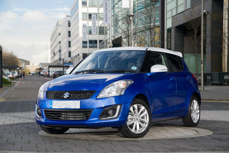 Maruti Swift Facelift Details Revealed