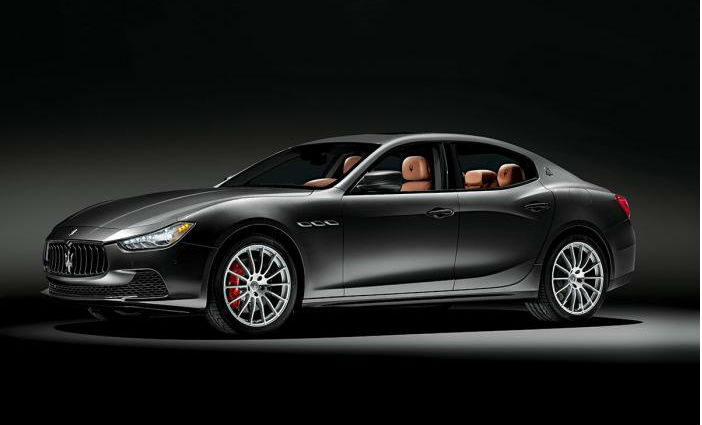 Maserati 100th Anniversary Neiman Marcus Limited Edition Ghibli Unveiled