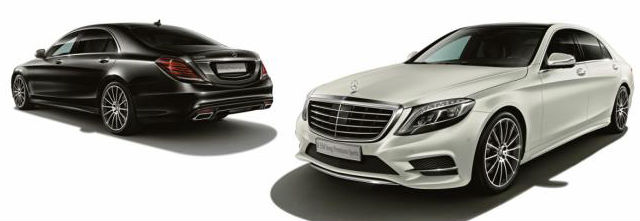 Mercedes S550 Premium Sports Edition Launched In Japan