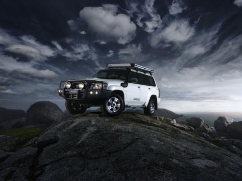 Nissan Launched Rugged Patrol Titanium Edition In Australia