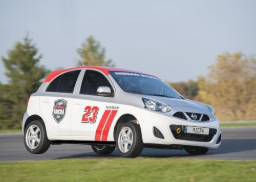 Nissan Micra Cup Series Introduced In Canada