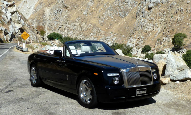 Rolls-Royce Phantom Coupe and Drophead Coupe