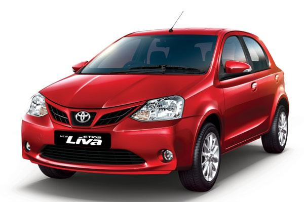 Toyota Etios And Liva Facelift Launched In India From Rs 4.76 Lakh