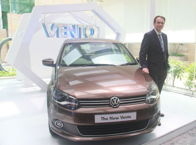 Volkswagen Vento DSG