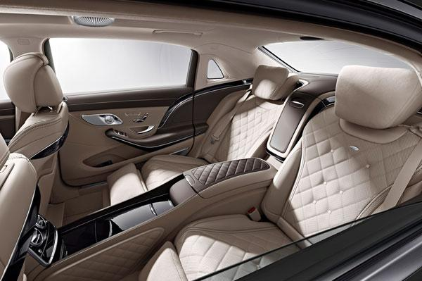 Mercedes-Maybach S600 Confirmed For 2014 LA Auto Show: Interiors Revealed