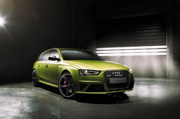 Audi Exclusive One-Off RS4 Avant Unveiled