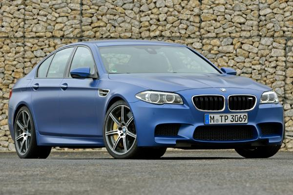 2015 BMW M5 Launched In India For Rs 1.35 Crore