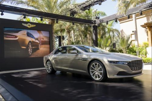 Aston Martin Lagonda Taraf Sedan Launched In Dubai