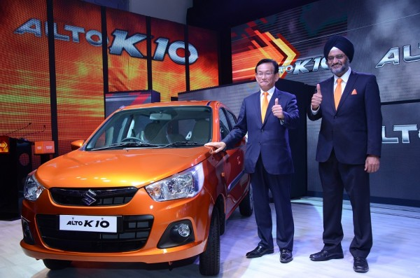 New Maruti Alto K10 Launched In India