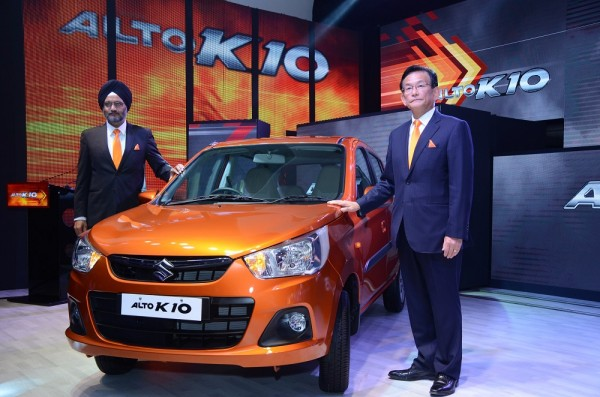 New Maruti Alto K10 Launched In India For Rs 3.06 Lakh Ex-Showroom Delhi