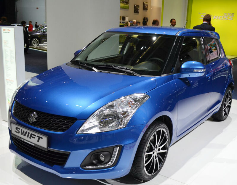 New Maruti Swift Facelift