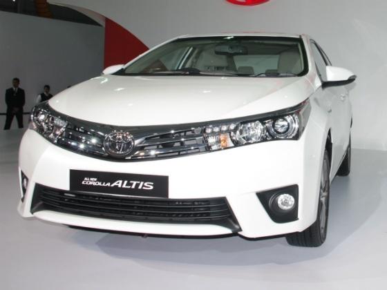 2014 New Toyota Corolla Altis