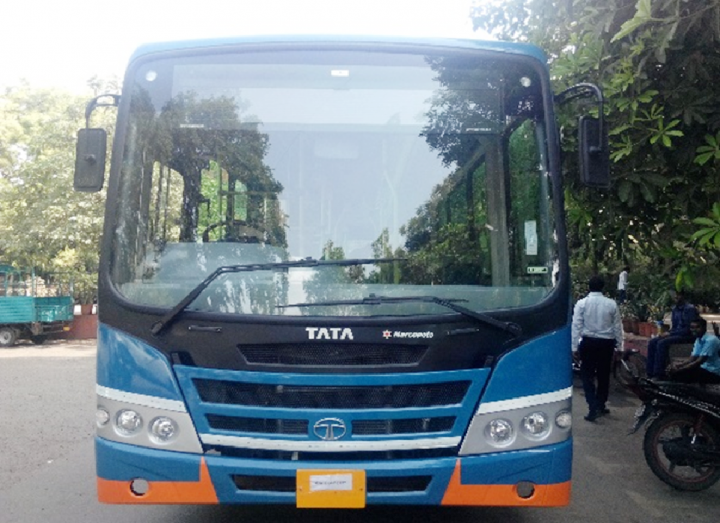 Ahmedabad Receives 123 New Tata MarcoPolo Buses With Automatic Transmission