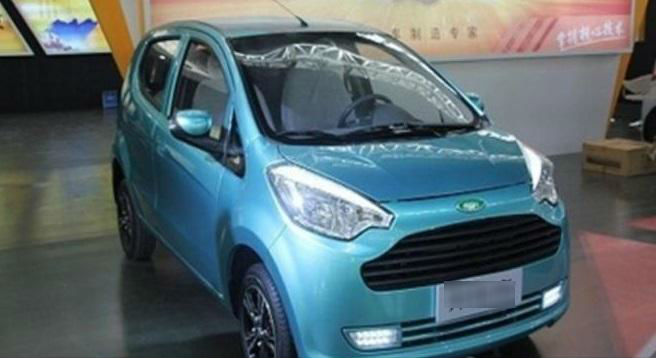 Aston Martin Hatchback Cygnet Replica Made In China