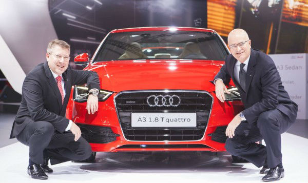 Audi A3 Cabriolet India Launch By December