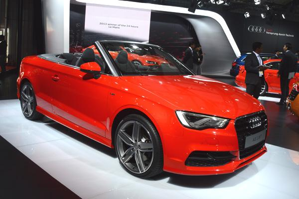 Audi A3 Convertible Launched In India For Rs 44.75 Lakh
