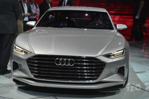 Audi Prologue Concept Driven In Los Angeles