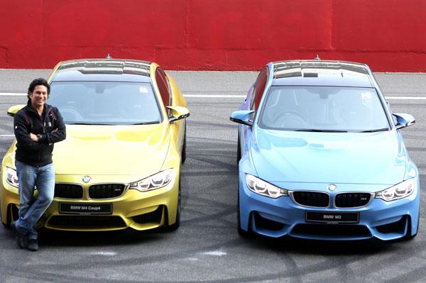 BMW M3, M4 Launched At Rs 1.19 Crore And Rs 1.21 Crore