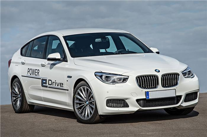 BMW Power eDrive Plug-In Hybrid System Explained