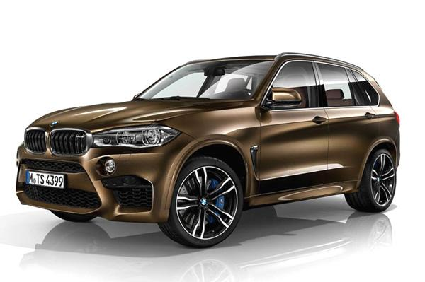 BMW X5 M And X6 M Individual Edition Unveiled