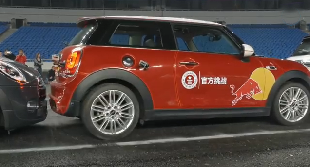 Chinese Drifter Sets New World Record In Parallel Parking At 8cm: Watch Video