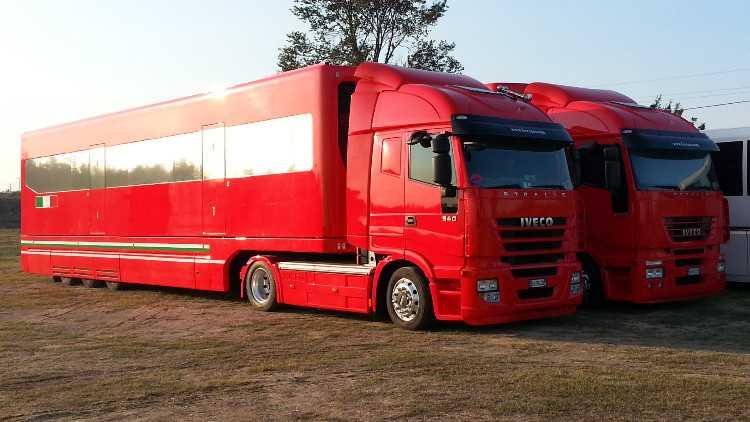 Ferrari F1 Race Trailer Goes On Sale