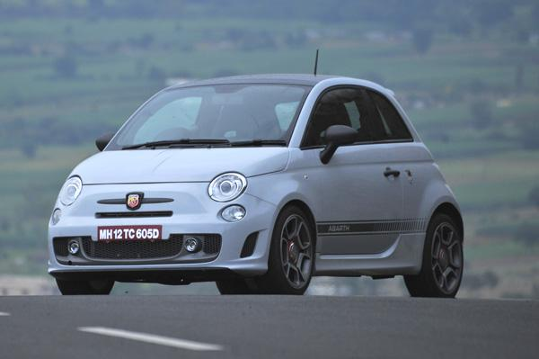 Fiat Abarth 595 Competizione To Be Unveiled At Autocar Performance Show