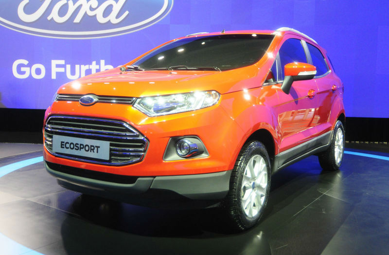 Ford Remained Constant During November 2014
