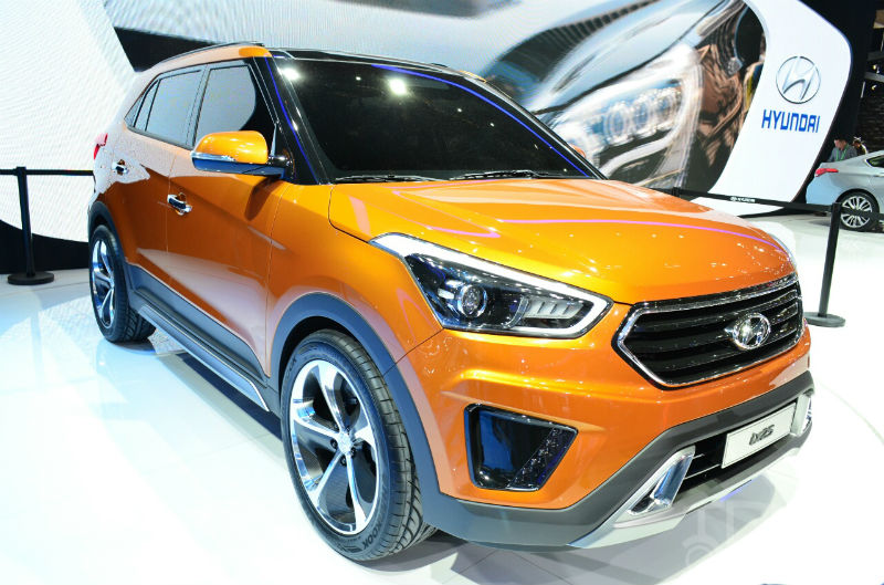Hyundai Confirmed Compact SUV ix25 Launch In 2016 And Lots More