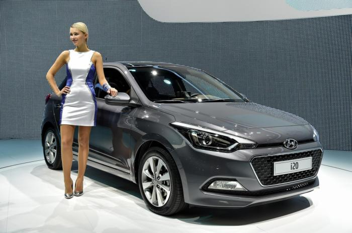 Hyundai i20 Coupe Unveiled