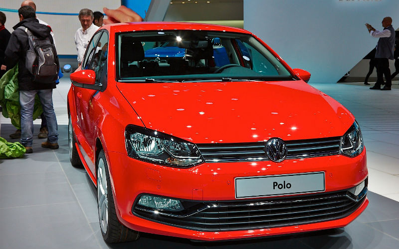 India-Made Volkswagen Polo To Be Exported To Mexico