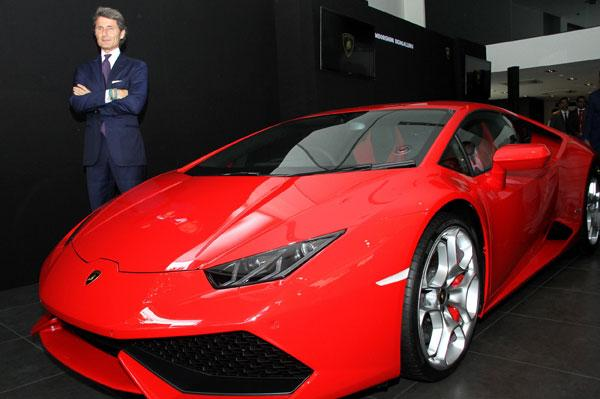 Lamborghini Opens New Showroom In Bengaluru