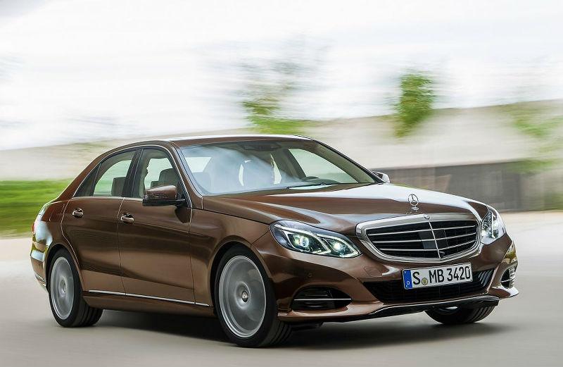 Long Wheelbase Mercedes E-Class Expected For India