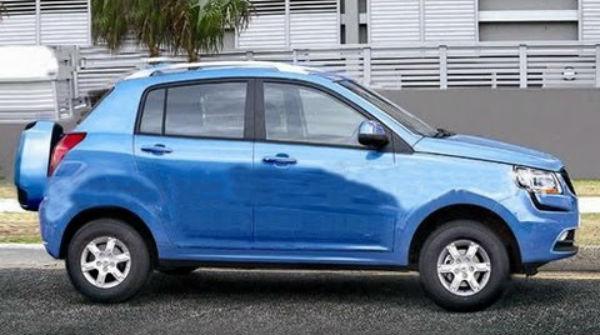 Mahindra Micro SUV S101