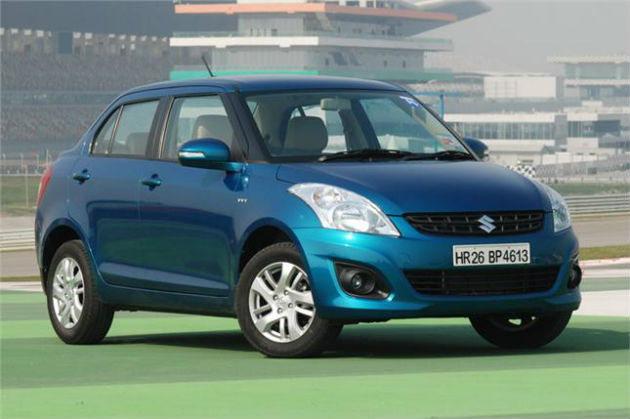 Maruti Swift Dzire Facelift