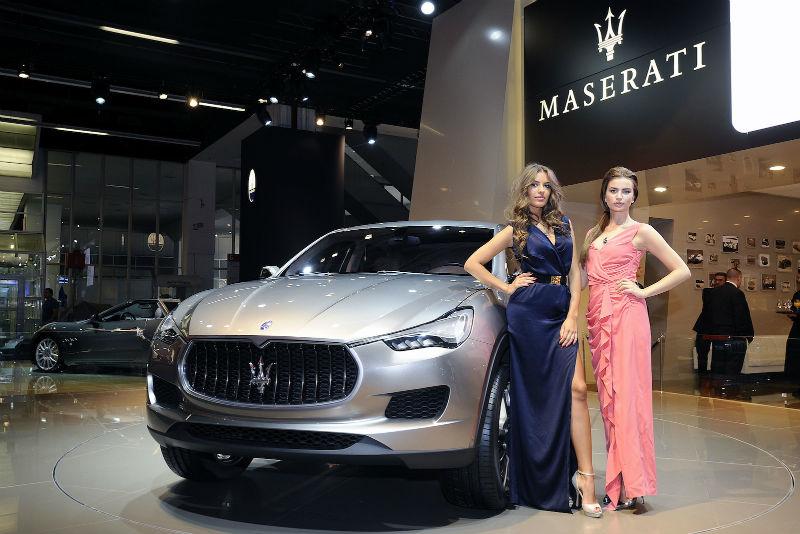 Maserati Confirms Levante SUV To Launch In 2015