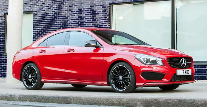 Mercedes-Benz CLA-Class Sedan India Launch On January 22, 2015