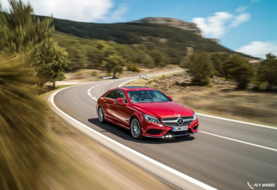 Mercedes-Benz CLS Facelift Diesel India Launch In 2015