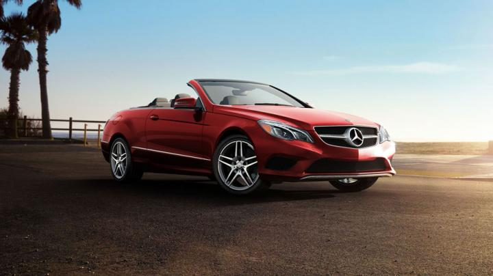 Mercedes-Benz E400 Convertible India Launch In 2015
