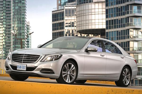 Mercedes-Benz S-Class Is Women's Car Of The Year