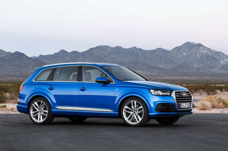 New Audi Q7 Unveiled India Launch Expected Soon
