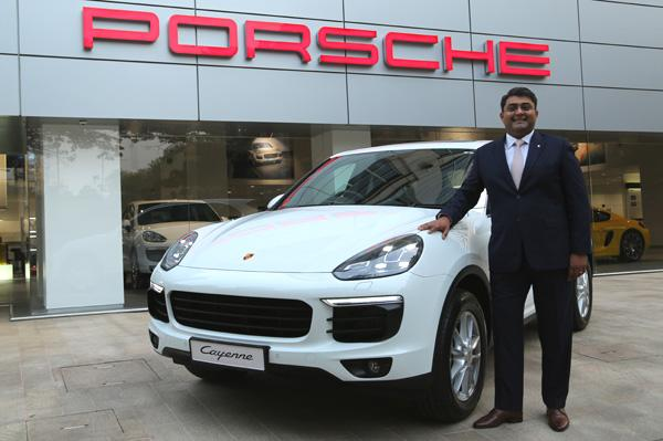 Porsche Cayenne Facelift Launched In India For Rs 1.02 Crore