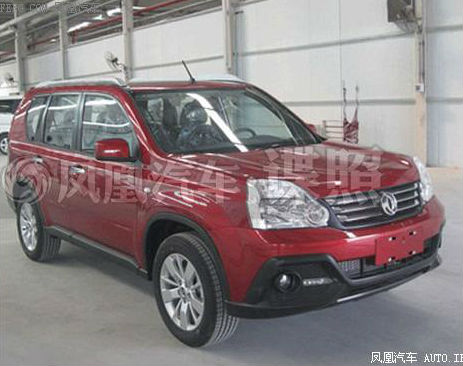 Previous-Gen Nissan X-Trail To Be Reproduced In China As Dongfeng MX6