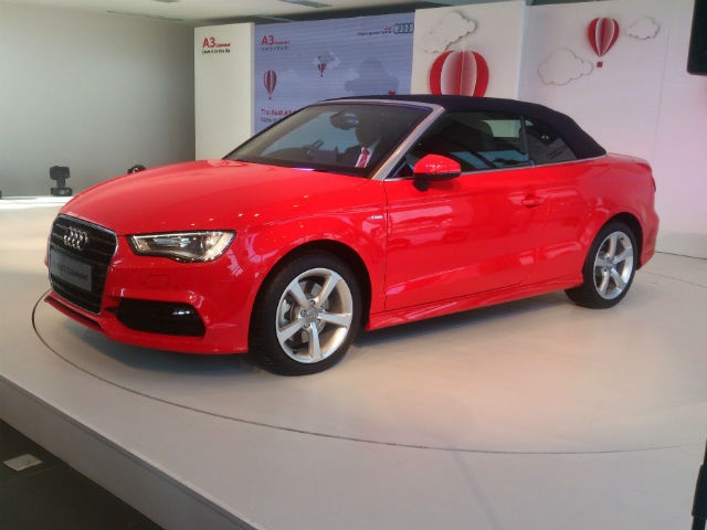 Reasons To Buy Audi A3 Cabriolet In India