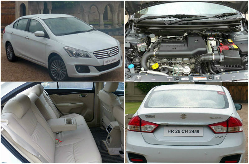 Reasons To Buy Maruti Ciaz