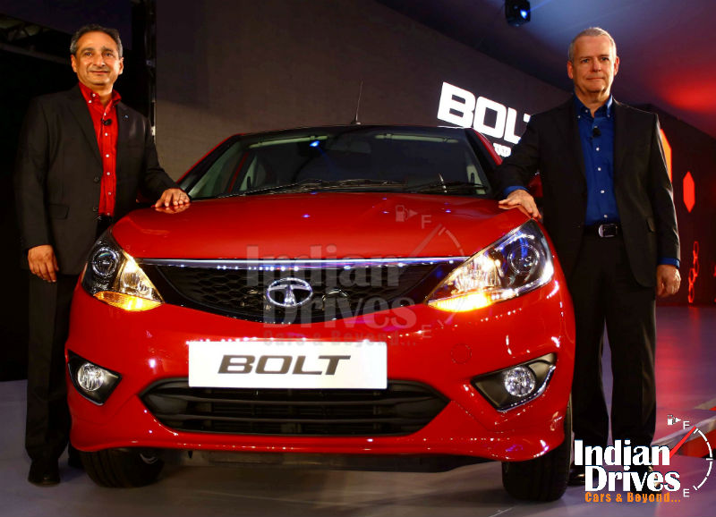 Tata Bolt Commences Online Bookings