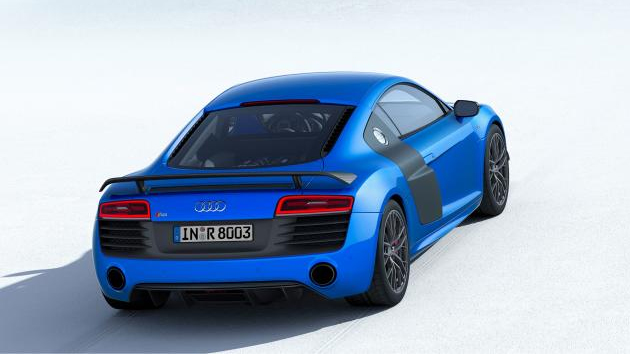 Audi R8 LMX Launched For Rs. 2.97 Crore