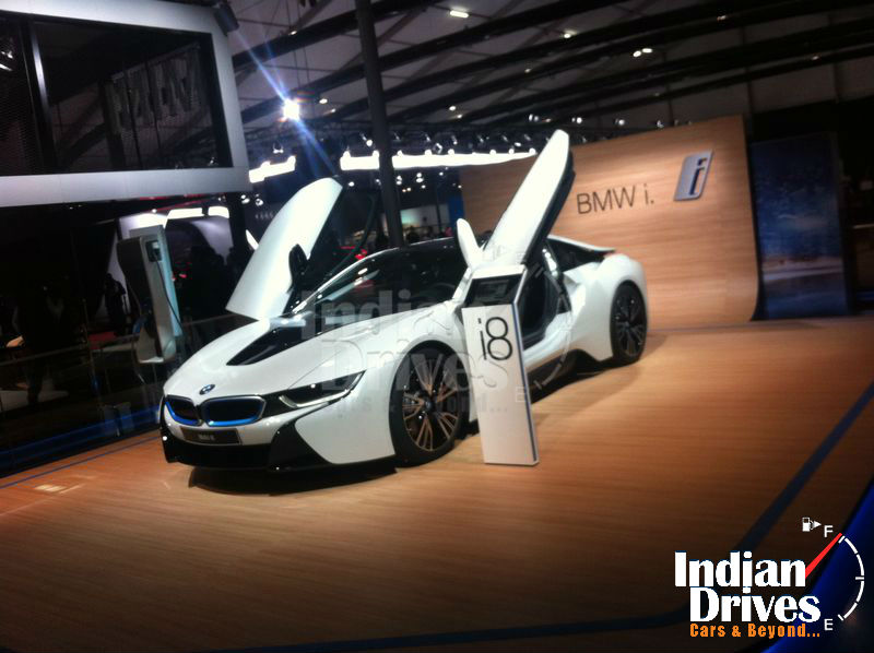 BMW i8 India Launch On February 18
