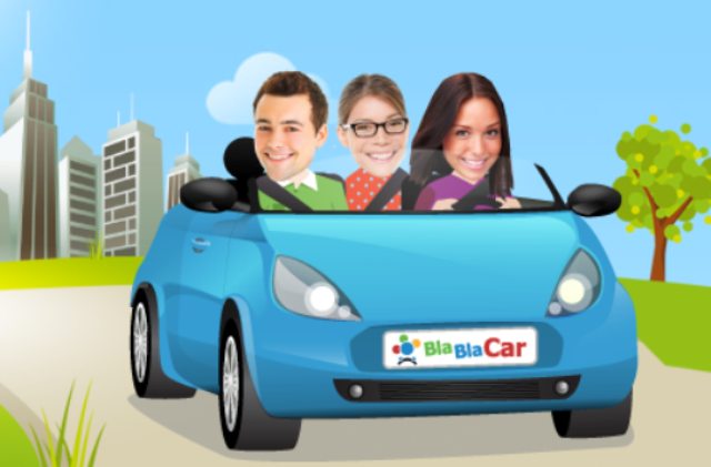 BlaBlaCar Ride Sharing Service Launched In India