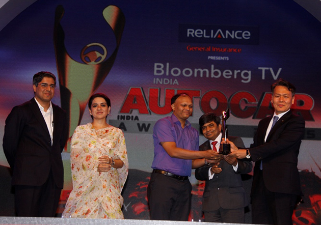 Bloomberg TV Autocar India Awards 2015 Honours Indian Automobile Industry